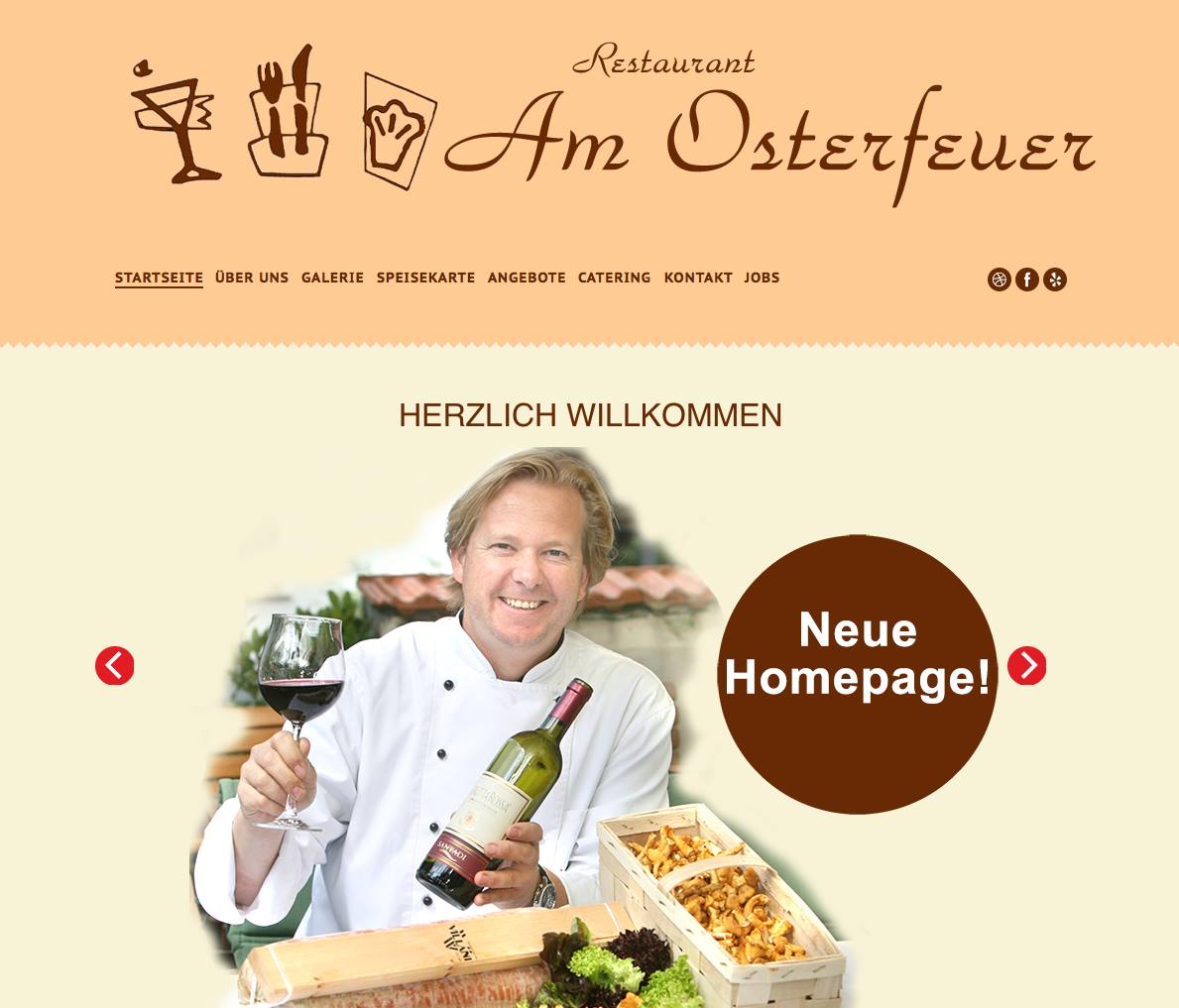 Restaurant Am Osterfeuer